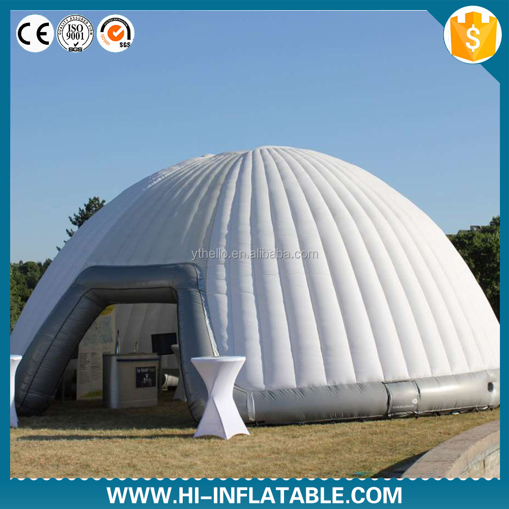 Wholesale inflatable camping luxury tent outdoor gazebo garden tent