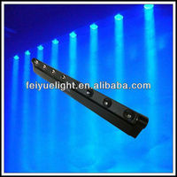 Professional Stage Light 4in1 Cree 8*10w LED Moving Head Bar