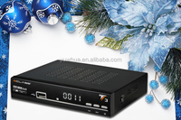 HD AZclass T3 good satellite receiver with Twin Tuner SKS Nagra3 Free Catch Amazonas W61 Satellite for south America
