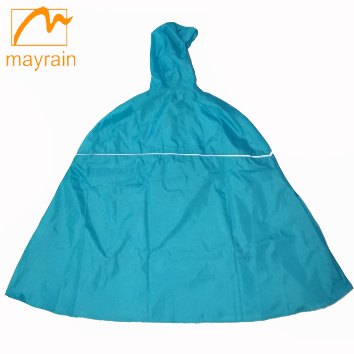 Wholesale High Quality Rain Poncho with Custom Logo