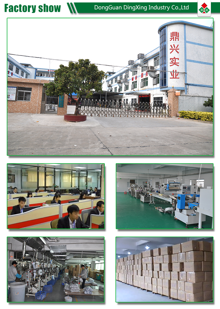 Moisture absorber food grade pack in roll by Dongguan Dingxing company