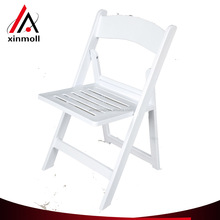 China factory plastic folding wimbledon chair for sale