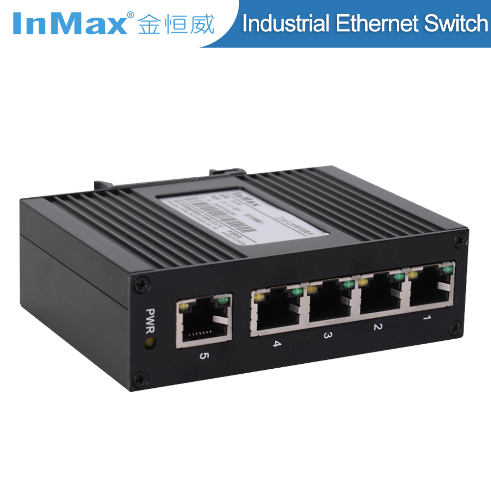 5 port 10/100Mbps ethernet switch network switch for Mining Industry use i305B