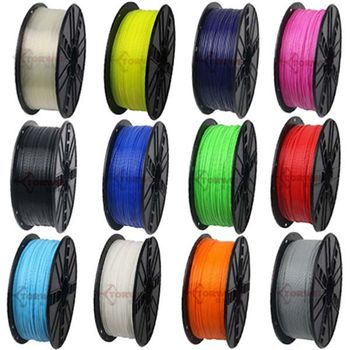 1.75mm ABS filament for 3D printer, ROHS approval