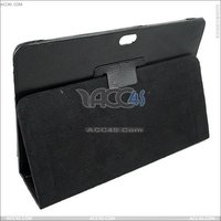 Liquidation sale Litchi grain stand book style tablet leather cover case For Asus Eee Pad Transformer Prime TF201