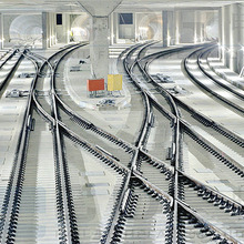 Factory directly sell heavy rail railway turnout railroad and crossing