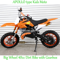 Super Mini Motorcycle 49CC Motor Bike Dirt Bike for Children