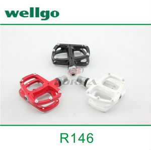 Wellgo Cheap Top Quality Scooter Bike Treadle/ Magnesium Bicycle Pedal