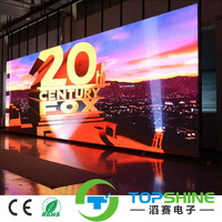 Full color led video screen xxx com xxxx P8 smd waterproof module sign display