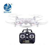 2.4 GHz 4.5 Channel 6 Axis Gyro RC Drone 360 Degree Rolling Quadcopter with 2MP HD Camera RC Multicopter