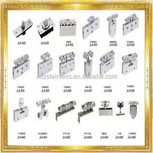 ss fittings 304 Stainless steel wood/vinyl banisters and handrail fasteners