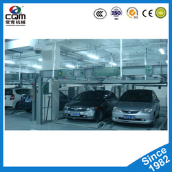 Garage Car Stacking System/Two Column Auto Parking Equipment