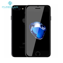 Explosion-proof 2.5d 0.3mm tempered glass film for iphone 7 plus tempered glass screen protector