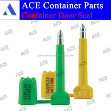 Plastic container seal for sale with your serial number