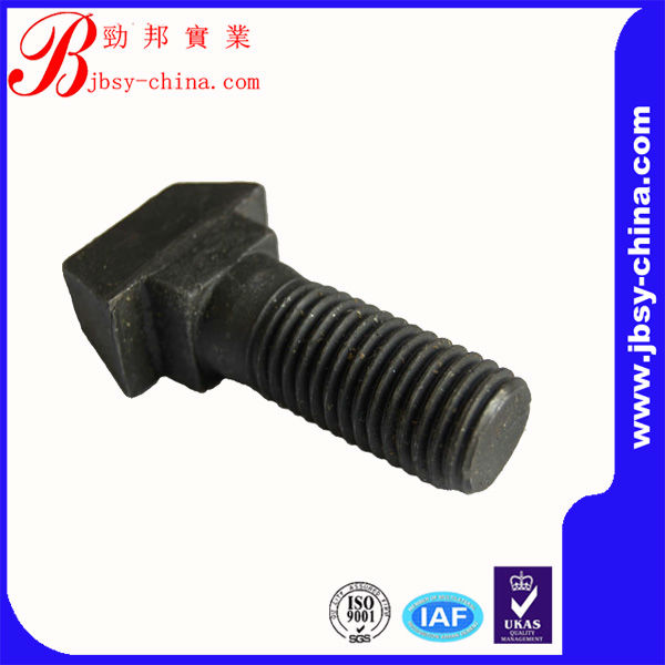 Customized anodized clip bolt