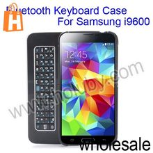 Sliding Wireless Bluetooth Keyboard Case for Samsung Galaxy S5 I9600 G900