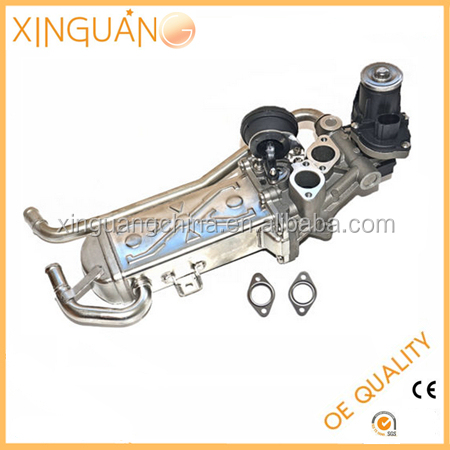 Exhaust system parts egr valve COOLER for Audi VW Seat Skoda 1.2 TDI 1.6 TDI 0280751012/11725505 03L 131 512 DP 03L 131 512 M 03