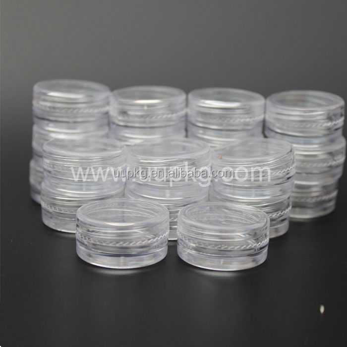 UU PACKAGING 15ml plastic jar seal lid