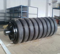 High quality impact roller idler use conveyor belt equipment machine