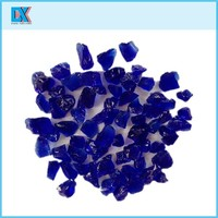 decoration landscaping glass gravel