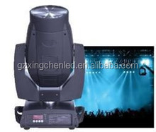 LED Disco Effect Beam Stage Light Moving Head with zoom/stage projector