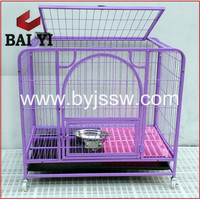Modular Stainless Steel Collapsible Dog Cages with Best Design