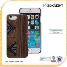 2015 Make Your Own logo wood case for iphone 6, cheap price for iphone 6 custom case