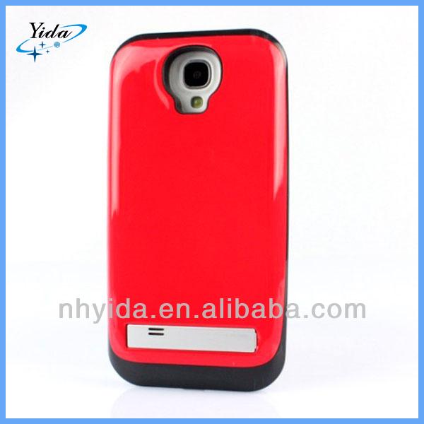 Red 3500mah Extended Battery Pack For I9500 S4