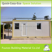 Cost Effective Keep Warm Light Steel Modular House
