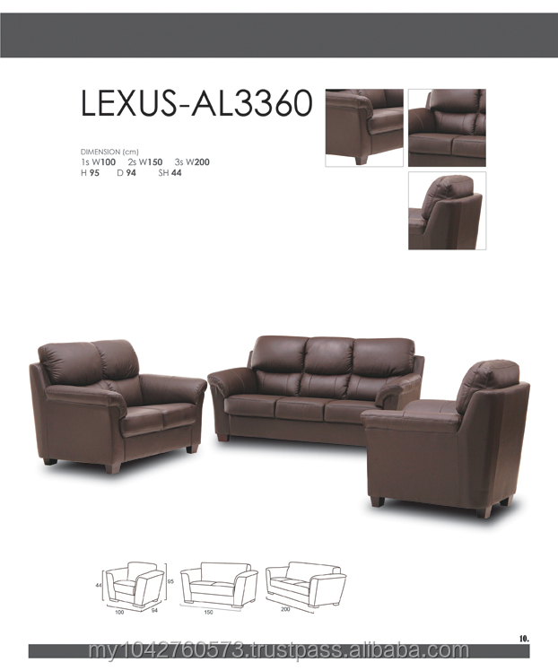 MODERN DESIGN SOFA SET