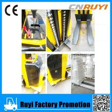 2015 newest model electric forklift scale