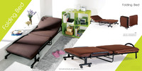 army folding bed bedroom furniture metal folding bed with mattress 40024P2