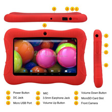 NEWEST KIDS DESIGN rugged heavy duty 7 inch tablet silicon case,flip case for 7 inch tablet,silicone case cover for 7 inch table