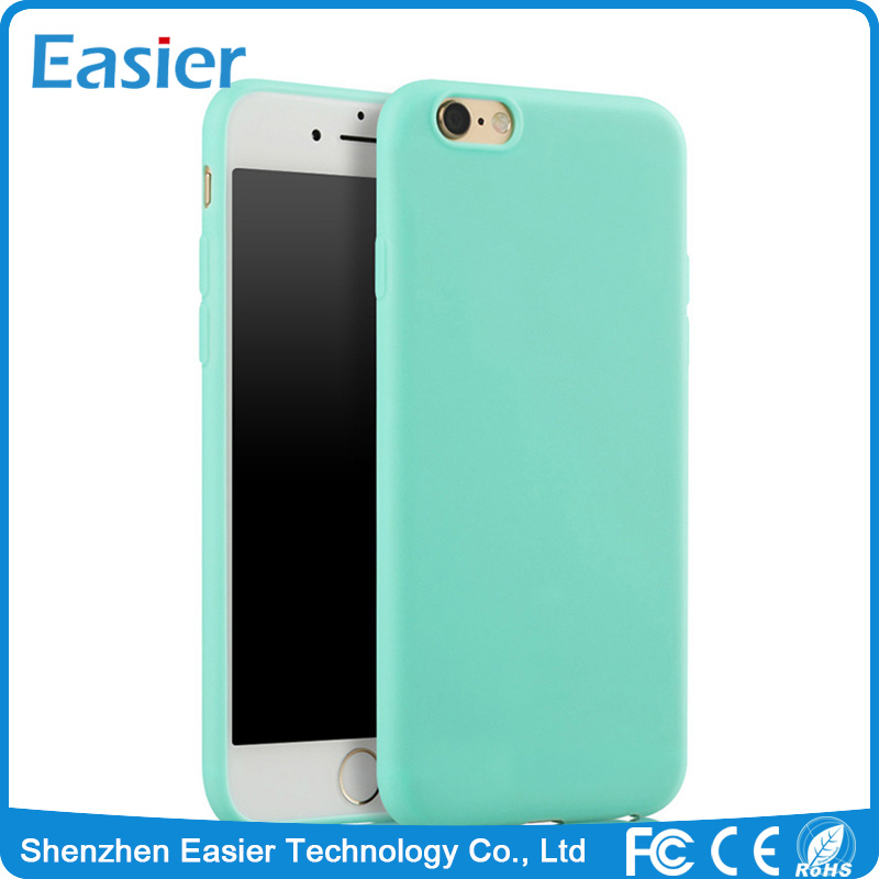 Silicone Custom Printed Silicon Phone Case For Iphone 6