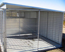 Wholesale weld tube welded dog kennels
