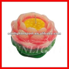 Wholesale Lotiform Buddhism Candles