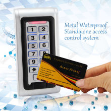 waterproof rfid door access controller