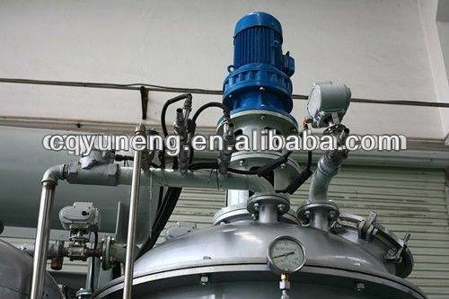 Lubrication Oil to Base Oil Blending Machine / Mixer Machine