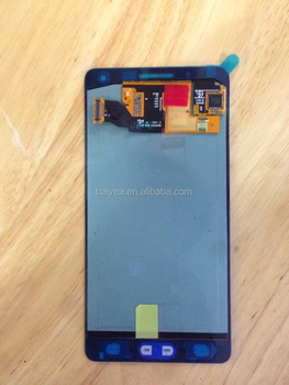 For Samsung A5 Sm-A500F Lcd With digitizer Touch Assembly GH97-16679B