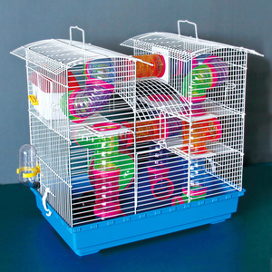 Hot Selling Plastic Tube Pipe Large Luxury Hamster Cage