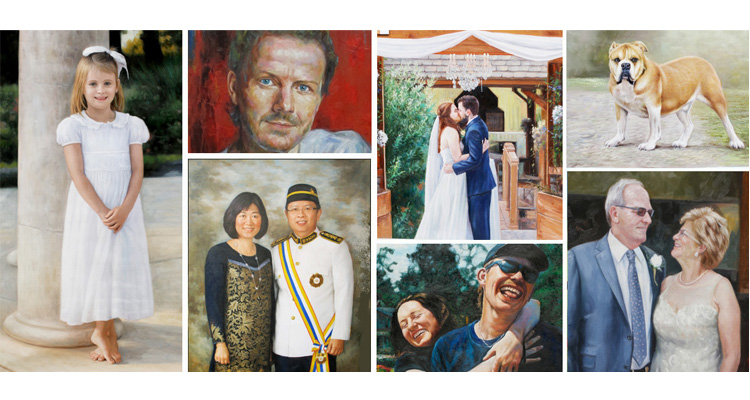 Instrumental Performance Portrait Pictures To Paint On Canvas
