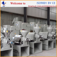High oil output oil extractioni machine groundnut oil expeller machine