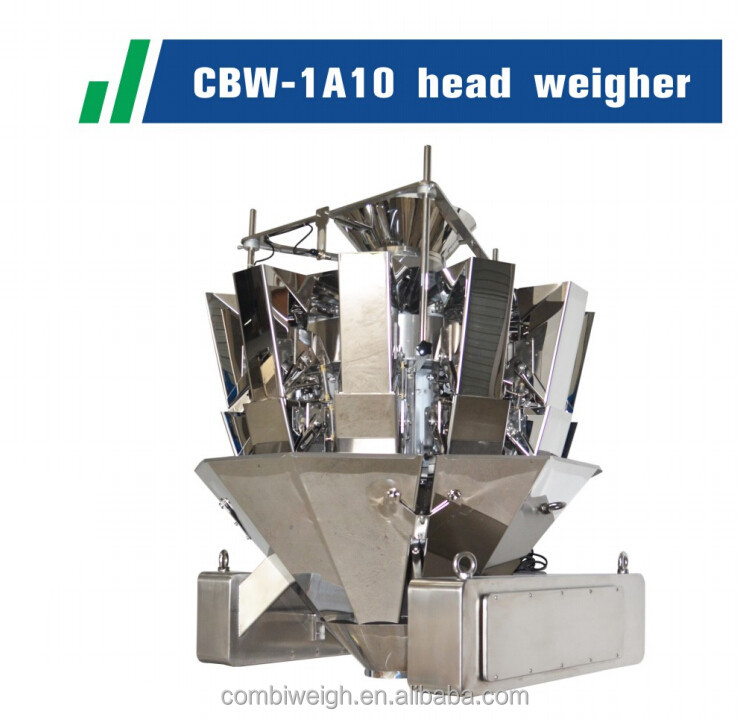 10 head multiweigher supplier from china