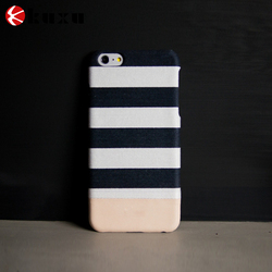 factory price cell phone felt fabric universal itx mini case