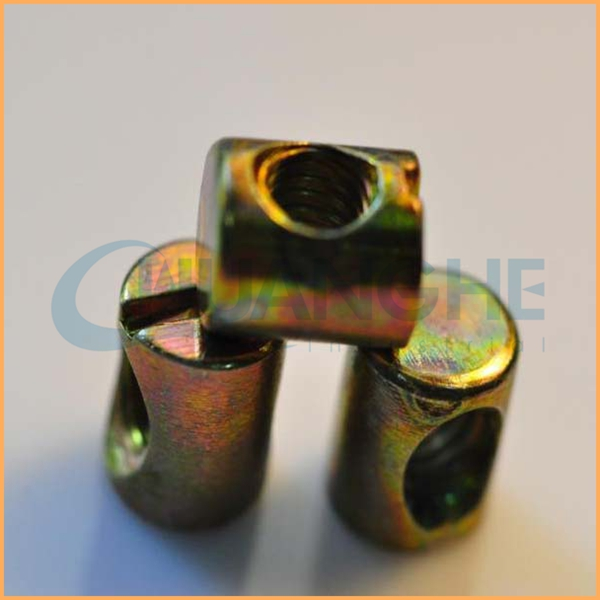 Made in Dongguan titanium barrel nuts