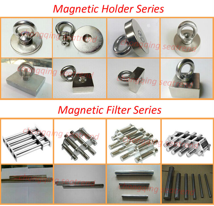 Cheap Manufacturer Hot Sales Strong Sintered used scrap magnets for sales