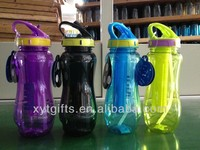 2014 eco-friendly material food grade plastic ice stick bottle for cold water