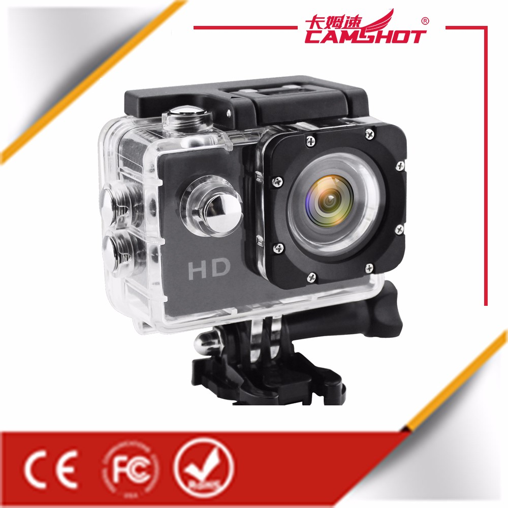 DV dash car camera HD1080P motion activated camera digital video waterproof housing mounts remote control sport camera C93