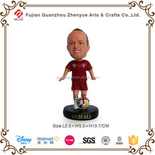 Resin Sports Bobble Head Factory