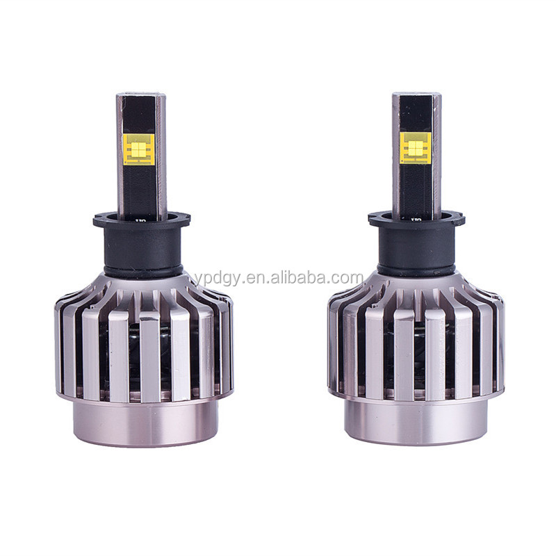 Top sale car h3 led headlight bulbs h3 led 6v h3 6v 15w